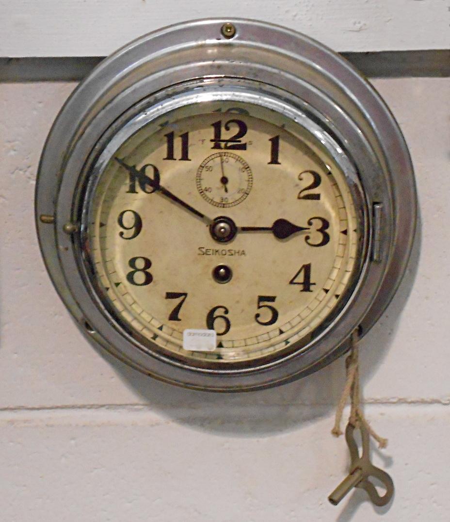 orologio navale